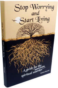 Book: Stop Worrying and Start Living by Caroline Ravenall
